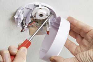 Electrician Services Offer information about 3 Types of Smoke Alarms